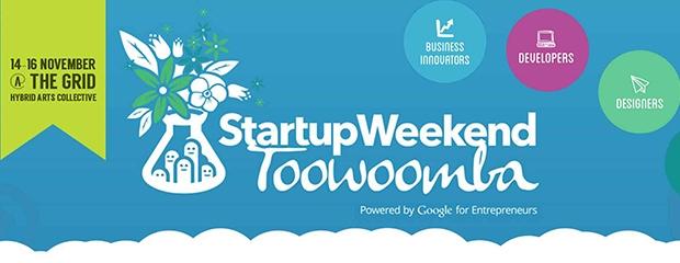 Strategenics sponsored the Global Startup Challenge in Toowoomba