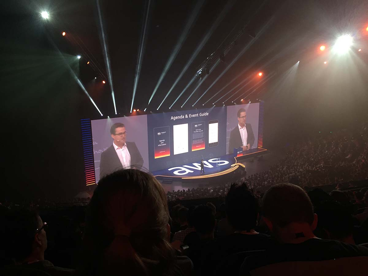 Amazon Web Services AWS Summit 2018