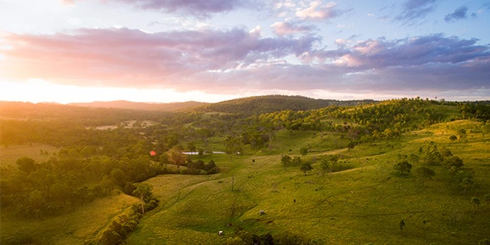 Toowoomba scenery