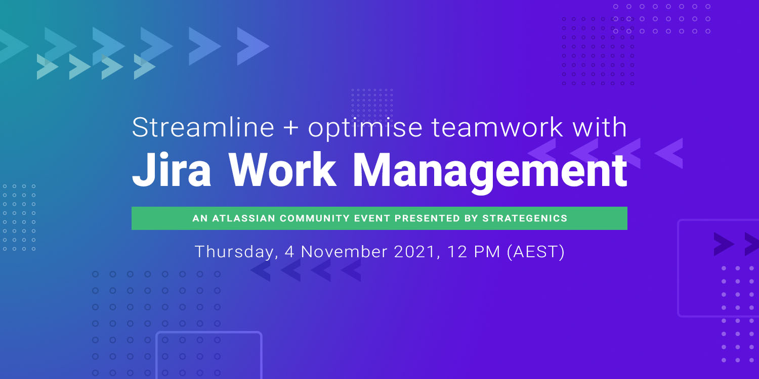 You are currently viewing Streamline and optimise teamwork with Jira Work Management