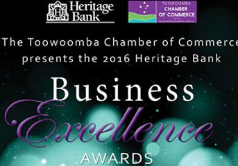 2016 Heritage Bank Business Excellence Awards