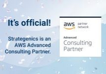Strategenics AWS Advanced Partner